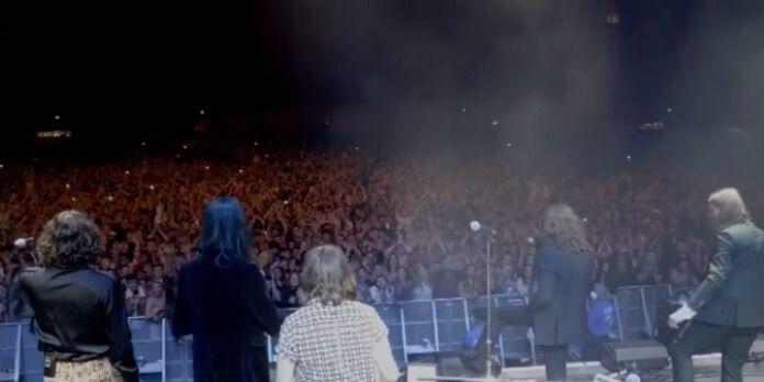 Vídeo: banda toca Beatles em evento teste para 5 mil pessoas em Liverpool